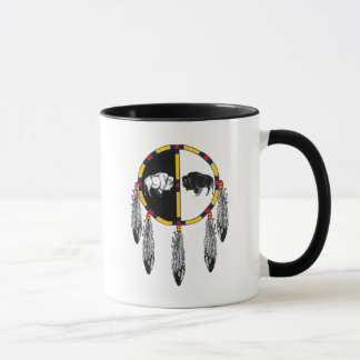 Buffalo Shield Mug