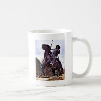 Buffalo Soldier Monument. Coffee Mug