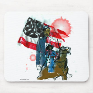 Buffalo Soldiers 08 Mouse Pad