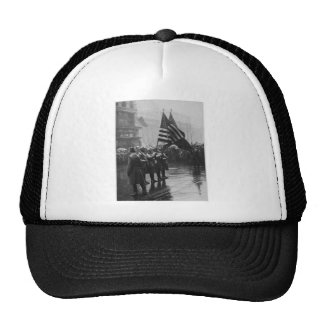 Buffalo Soldiers 367th Infantry African American Trucker Hat