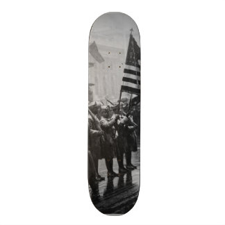 Buffalo Soldiers 367th Infantry African American Skateboard