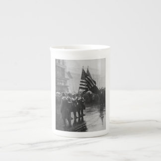 Buffalo Soldiers 367th Infantry African American Tea Cup