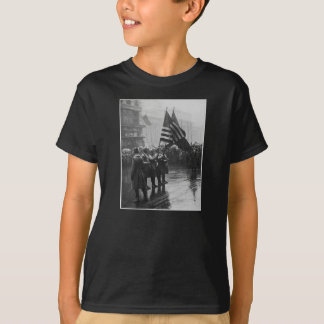 Buffalo Soldiers 367th Infantry African American T-Shirt