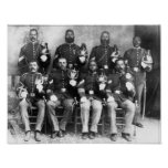 Buffalo Soldiers Print