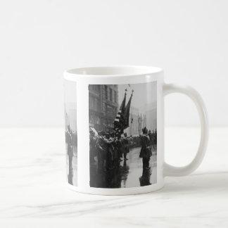 """Buffalo"" Soldiers Returning Colors - 1919 Coffee Mug"