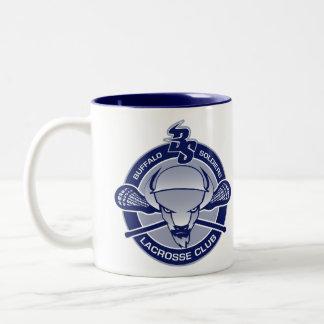 Buffalo Soldiers Two-tone Mug