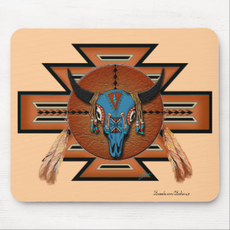 Buffalo Spirit Mouse Pad
