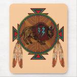 Buffalo Spirit Mouse Pads