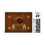 Buffalo Spirit Stamp