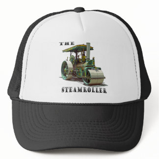 Buffalo Springfield SteamRoller Trucker Hat