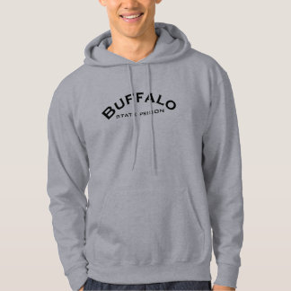 Buffalo State Prison Logo Hoodie