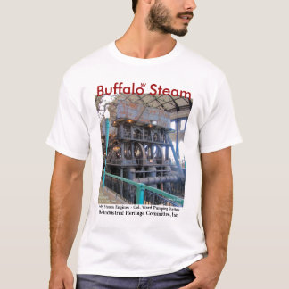 Buffalo Steam Engine T-Shirt