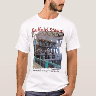 Buffalo Steam Engine T-Shirt