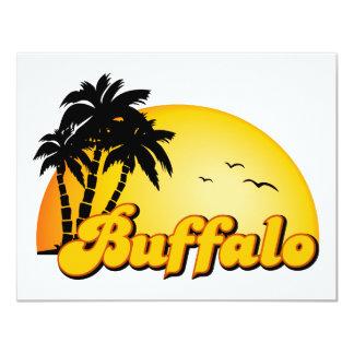 Buffalo Sun Card
