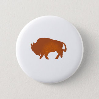 Buffalo Terra Pinback Button