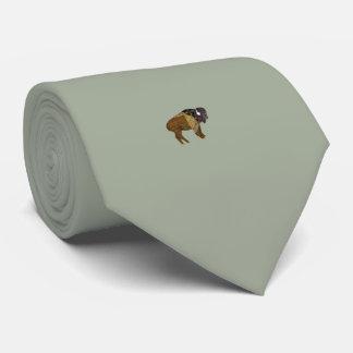 Buffalo Tie Gray