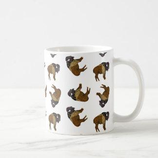 Buffalo Toss Mug