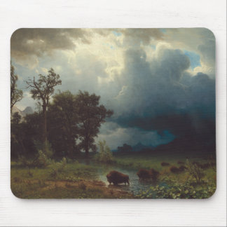 Buffalo Trail: The Impending Storm Mouse Pad