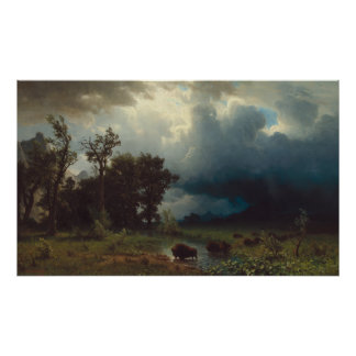 Buffalo Trail: The Impending Storm Poster