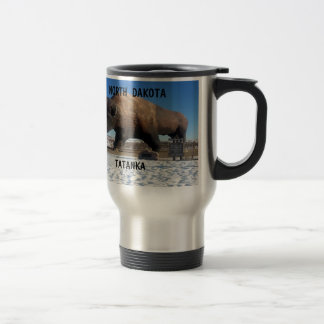 Buffalo Travel Commuter Mug