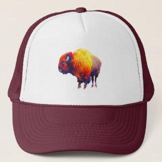 Buffalo Trucker Hat-Digital Art Trucker Hat
