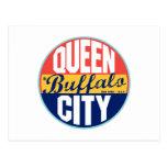 Buffalo Vintage Label Postcards