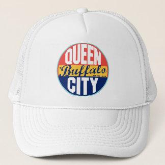 Buffalo Vintage Label Trucker Hat