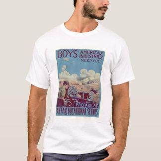 Buffalo Vocational Schools (US02061) T-Shirt