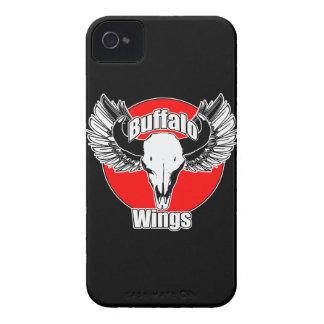 Buffalo Wings 2 iPhone 4 Case