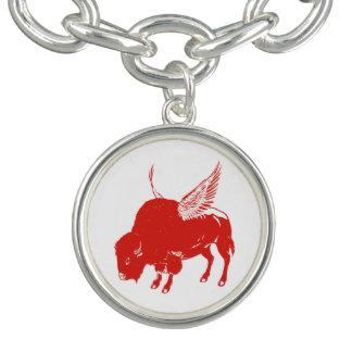 Buffalo Wings Bracelet