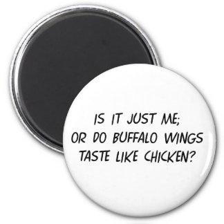Buffalo WIngs Magnet