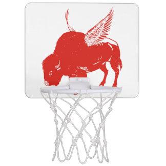 Buffalo Wings Mini Basketball Hoop