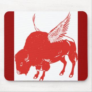 Buffalo Wings Mouse Pad
