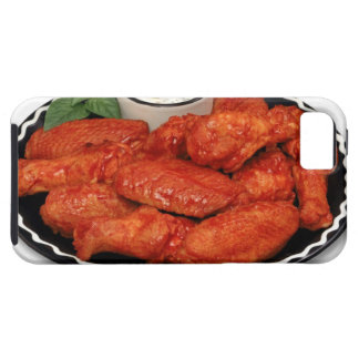 Buffalo wings with blue cheese iPhone SE/5/5s case