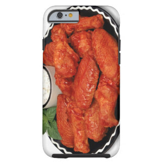 Buffalo wings with blue cheese tough iPhone 6 case