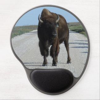 Buffaloed Gel Mouse Pad