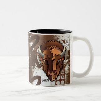 Buffaloes Mug