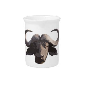 Buffalooo Beverage Pitcher