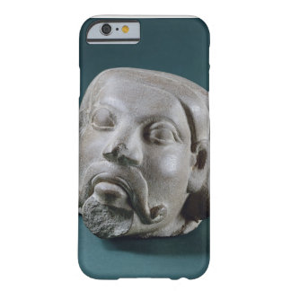 Buffed sandstone head of a foreigner, Sarnath, 3rd Barely There iPhone 6 Case