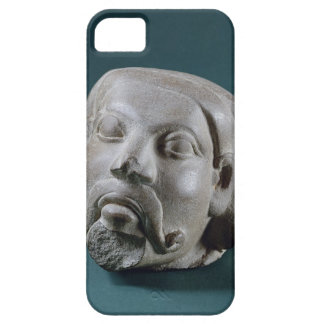 Buffed sandstone head of a foreigner, Sarnath, 3rd iPhone SE/5/5s Case