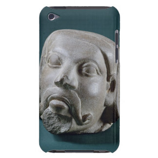 Buffed sandstone head of a foreigner, Sarnath, 3rd iPod Case-Mate Case
