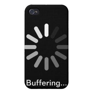 Buffering Case (Custom Text)
