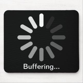 Buffering Mouspad (Custom Text) Mousepad