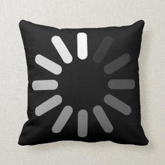 Buffering Pillow (Custom Text)