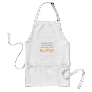 buffet adult apron