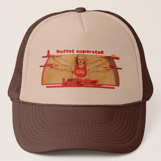 Buffet superstaR Trucker Hat