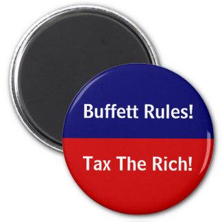 Buffett Rules! Magnets