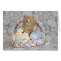 Buffinton's Easter Basket Card