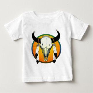 bufflalo skull tee shirt