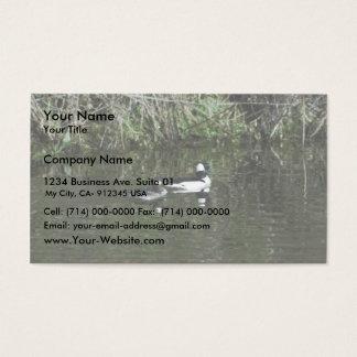 Bufflehead Business Card